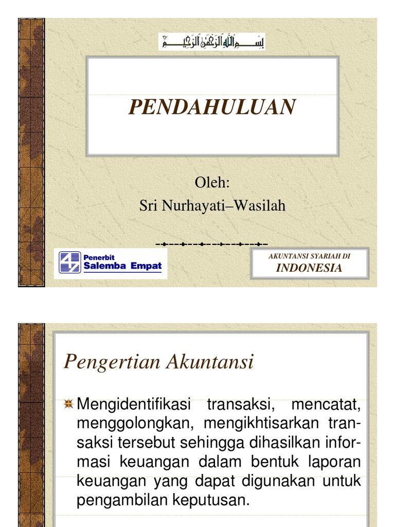 Akuntansi Syariah Pdf