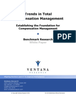 Ventana Research Total Compensation Management Benchmark Research White