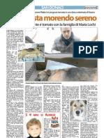 Articolo Senzacolnne 10 febbraio 2013