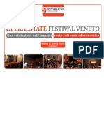 Abstract Ricerca Operaestate Festival Veneto