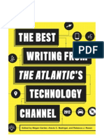 The Best Atlantic Technology Writing 2012