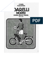 Garelli Moped Manual