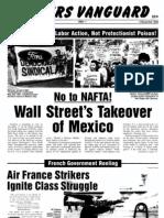Workers Vanguard No 587 - 5 May 1993
