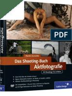 Galileo Verlag Das Shooting Buch Aktfotografie 2010