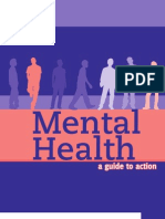 Mental Health Guide to Action