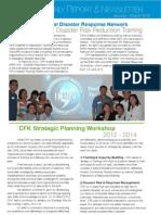 CFK Newsletter Jan-Mar 2012