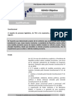 Justificativas GEAGU Objetiva Rodada 2009[1].41