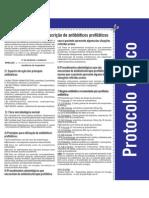 Antibiótico Profilático