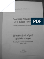 03 Learning Albanian in a Short Time