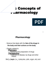 Basic Pharma Notes