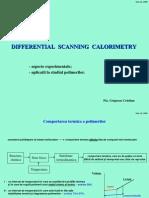 2-Prezentare Metoda DSC
