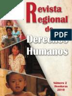 ASIES Revista Regional de Derechos Humanos II, 2010