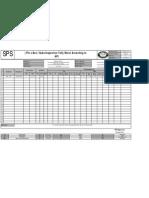 (PxB) Tally Sheet