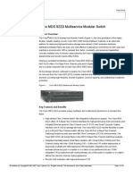 Cisco Mds 9222i Multiservice Modular Switch Datasheet