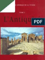 HISTOIRE DE LA TUNISIE TOME1