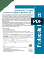 Pacientes com Angina Pectoris e Infarto Agudo do Miocárdio (P2)
