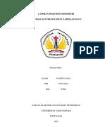 Laporan 1 Biometri - Akurasi Dan Presisi