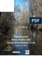 Rocky River Nature Trail Final Report