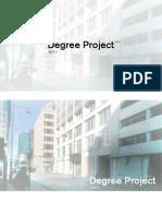 Alonso Degree Proposal w3 Presentation