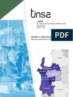 1° Informe de Coyuntura Inmobiliaria 2012 INCOIN (tinsa)