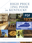 The High Cost of Being Poor in Kentucky