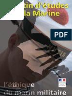 bulletin éthique militaire