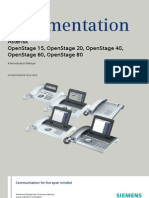 OpenStage Documentation Asterisk