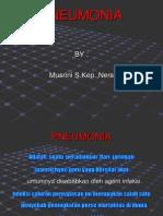 Kuliah Pneumonia