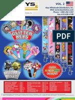 New Disney Keys & Lanyards Vol.2