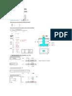 Trabajos en Excel de Cimentaciones (Version 4)