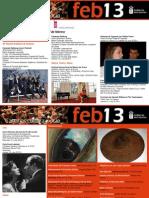 Febrero 2013 Del 11 Al 17