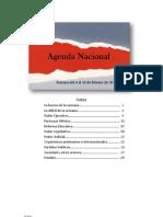 130210 Agenda Nacional