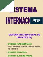 Sistema Internacional de U