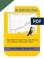 Pedoman Investasi Emas