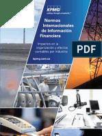 KPMG - Normas Internacionales de Información Financiera