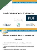 SEMTCAR - presentation comité suivi 24 01 13