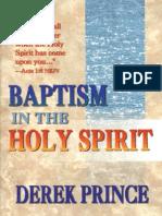 Baptism in the Holy Spirit Derek Prince