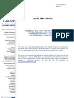 Asian Perceptions 2008 Final
