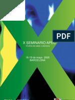 X SEMINARIO APEC