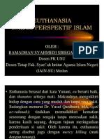 His127 Slide Euthanasia Dalam Perspektif Islam