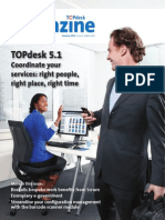 TOPdesk Magazine 2012 Issue 4