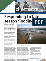 On Farm Flooding