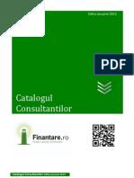 Catalogul Consultantilor Finantare.ro