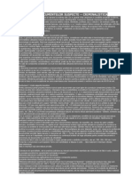 Cercetarea Criminalistica a Documentelor