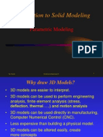 Intro Solid Modeling (3D)