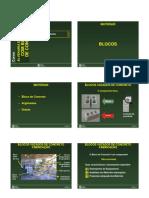 Alvenaria estrutural - Materiais