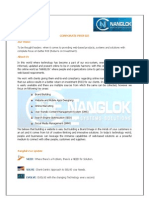 NANGLOK - Corporate Profile