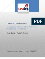 Historia Del Derecho Constitucional - Yunior Matute - 31221046