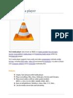 VLC Media Playerprint Out