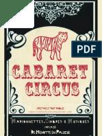 Dossier Cabaret